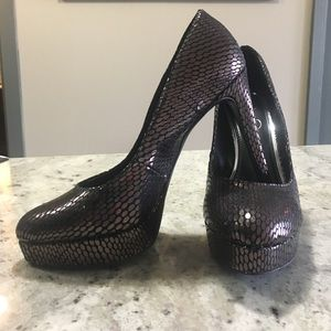 Jessica Simpson Shoes - ❌ SOLD ❌ Jessica Simpson snakeskin high heels